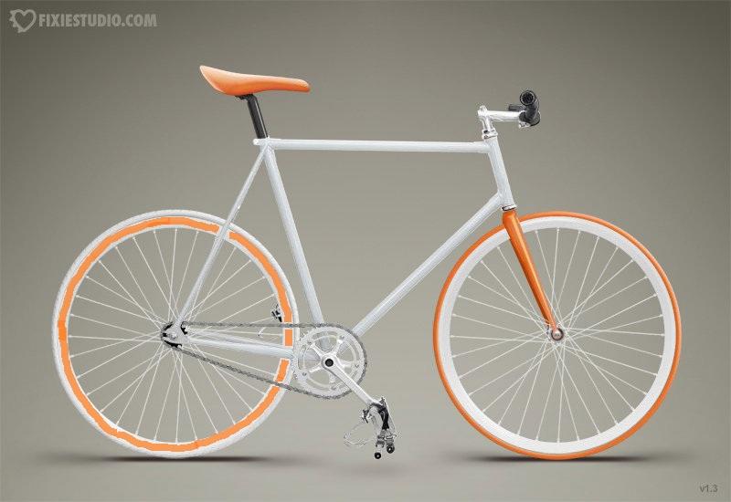 Yang lagi trend : Sepeda Fixie | Masdoo's Blog